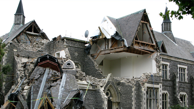 New Zealand Earthquake