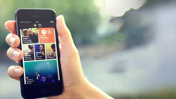 Making Of: The Hillsong App