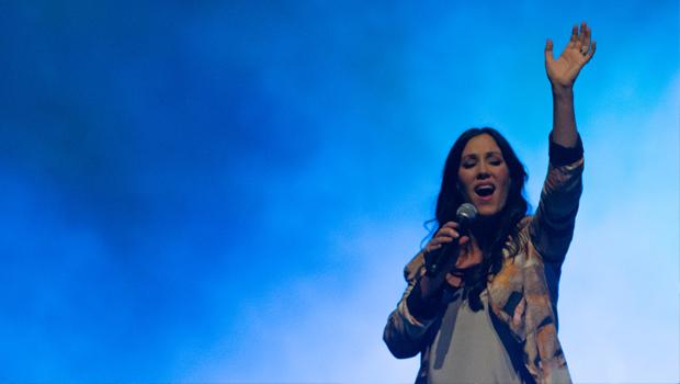 Worship Leader Training With Annie Garratt