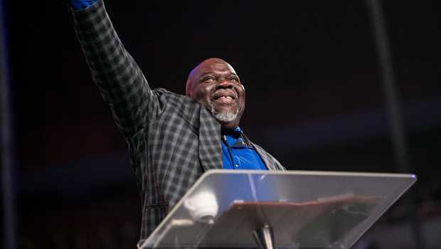 T.D. Jakes: A Prayer to Our Father God