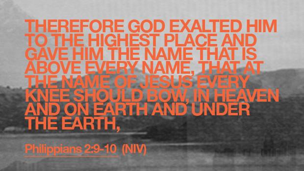 Day 35: Declare Jesus