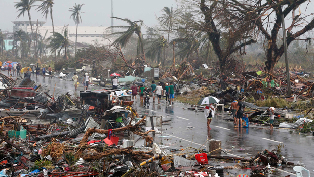 Emergency Appeal: Philippines Typhoon