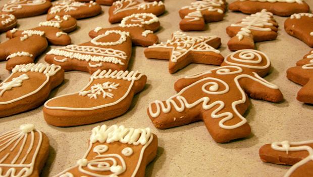 Sweet Treats: Gingerbread