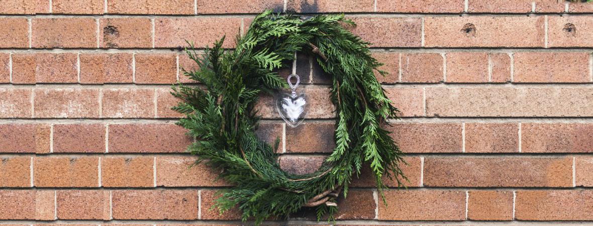 DIY: Christmas Pine