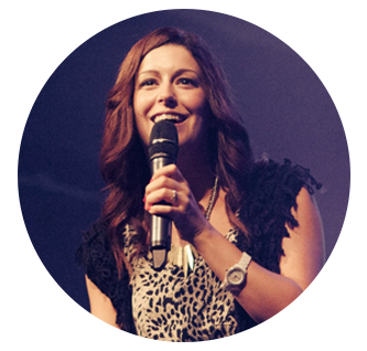 Joanna Haverkamp, Lead Pastor Germany