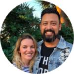 Nick & Sarah Khiroya, Brisbane Central Campus Pastors