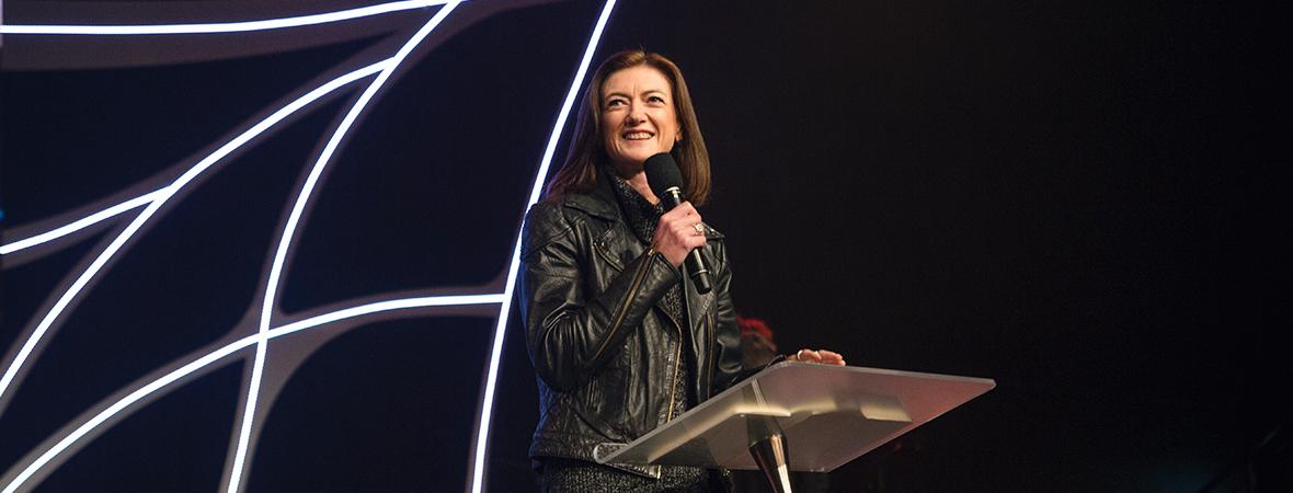 Catrina Henderson, Lead Pastor - Hillsong Israel