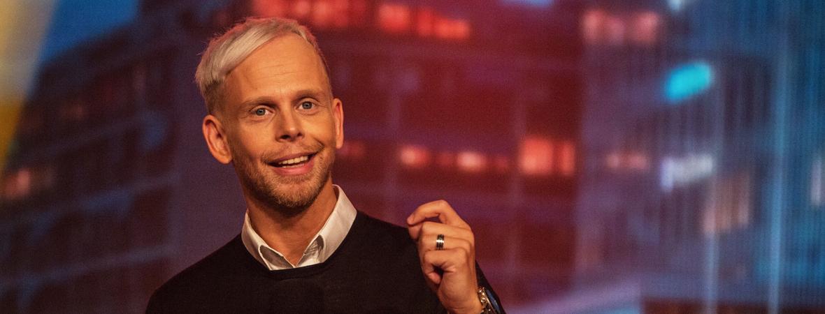 Andreas Nielsen, Lead Pastor Hillsong Sweden