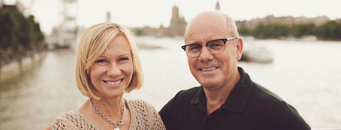 Gary & Cathy Clarke, London Lead Pastors
