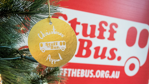 Stuff the Bus - Love Makes A Way