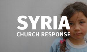 Syria Church Response