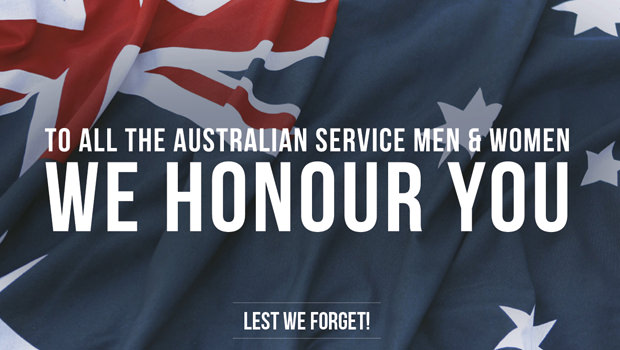 Our ANZACS: A Life of Legacy