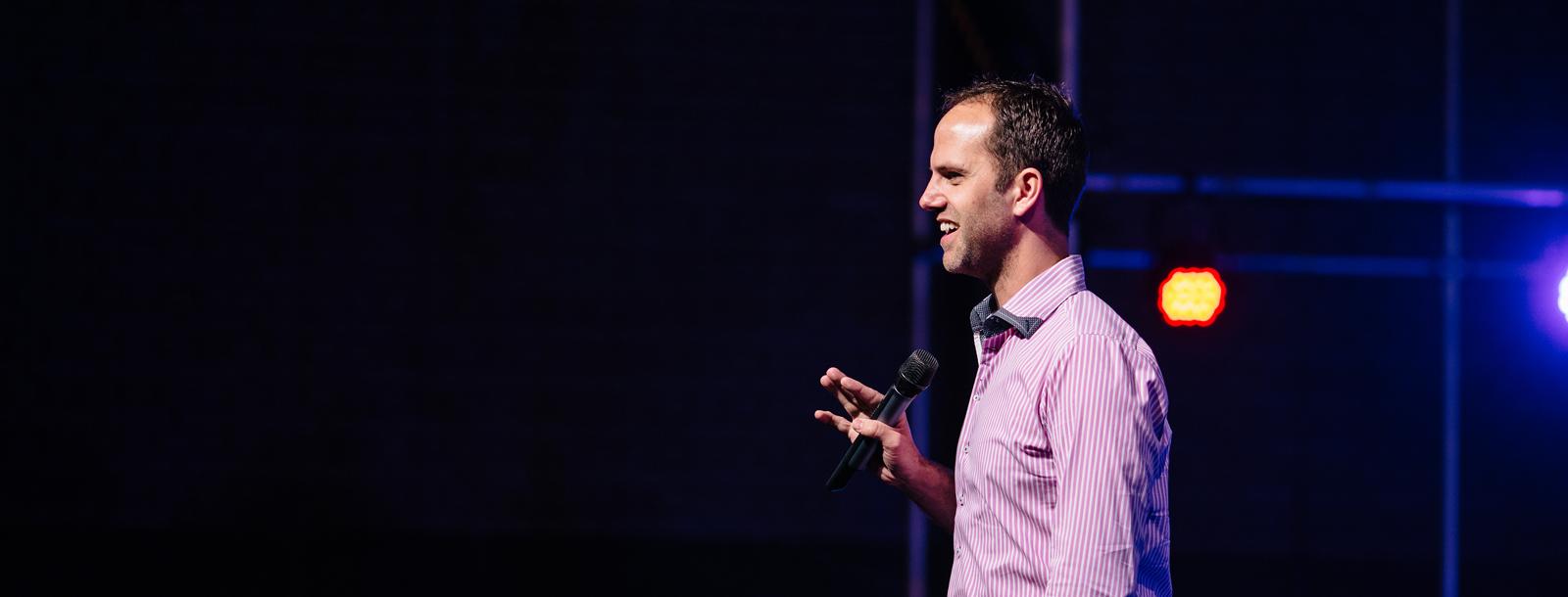 Phil Barnard, Teaching Pastor