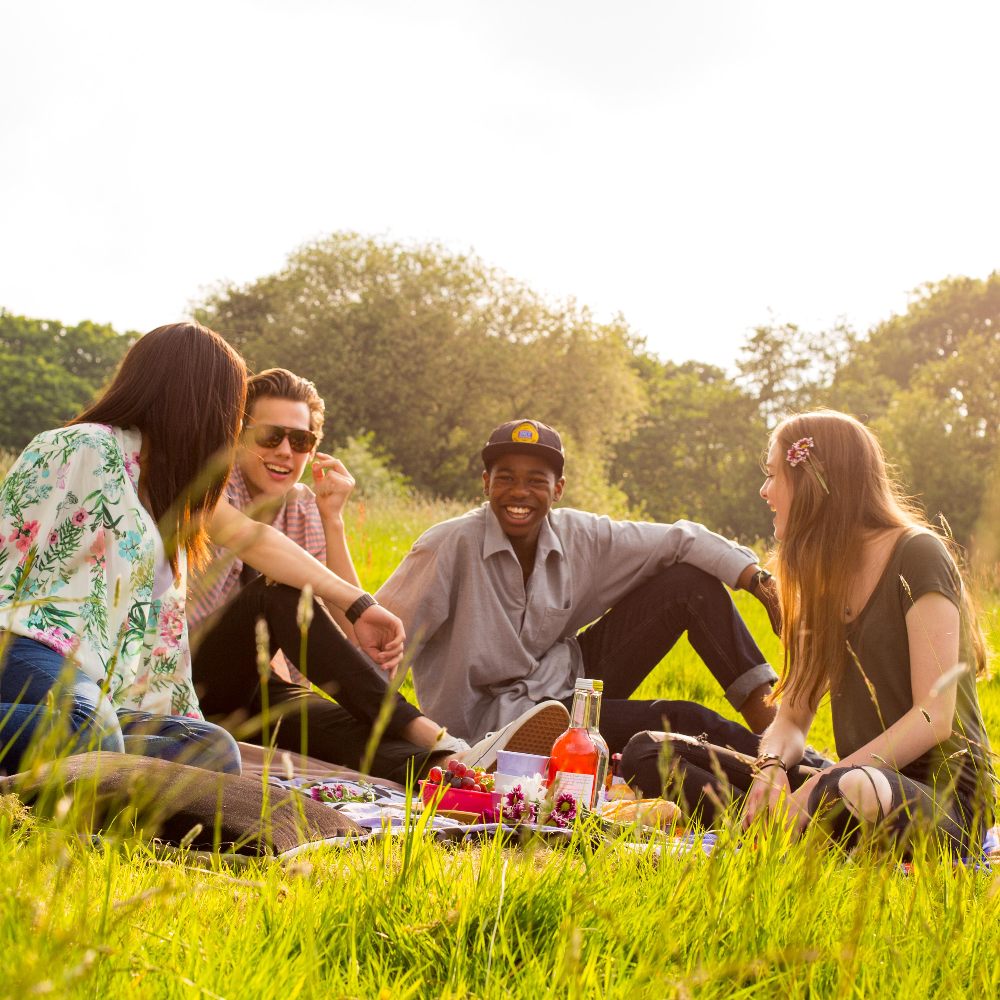 Picknick im Englischen Garten | Germany