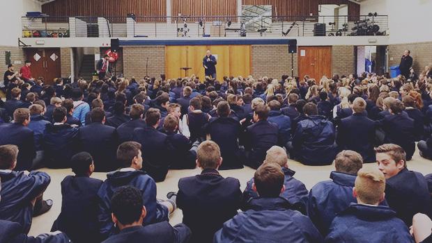 Preston Schools Tour