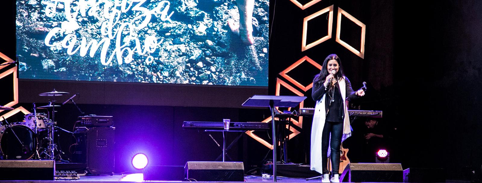 Lucy Mendez, Lead Pastor - Hillsong Latinamerica
