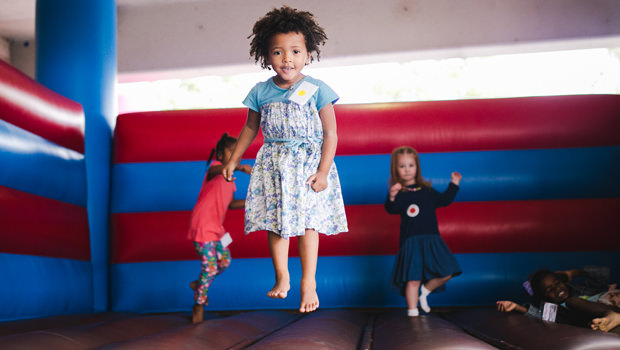 3 Building Blocks of a Strong Kids Ministry