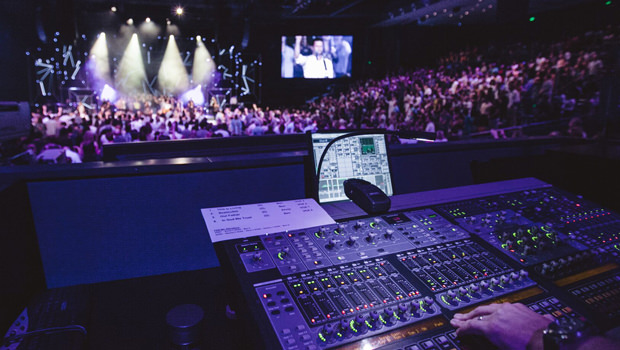 FOH Audio Engineer Training - Part 1