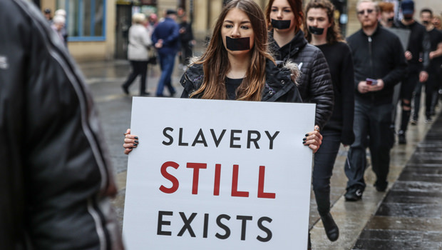 The International Day for the Abolition of Slavery