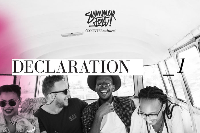 Summerfest: 26 Days of Declarations