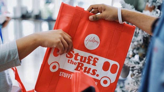 Gratitude for Your Stuff the Bus Generosity
