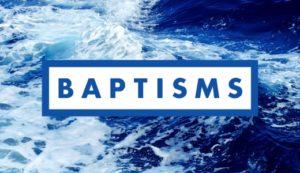 Baptisms CPH - 4/10 18:00