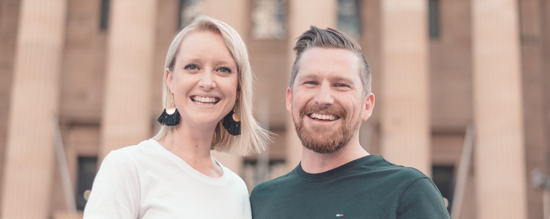 Tim & Michelle Andrew, Downtown Campus Pastors