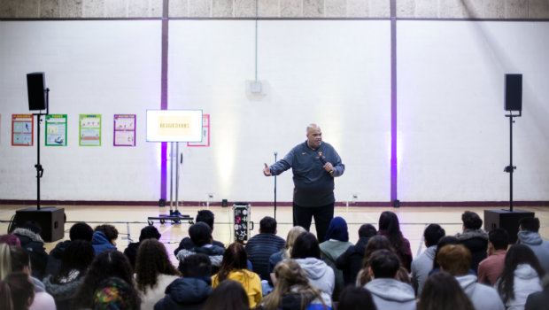 On the Road with Reggie Dabbs