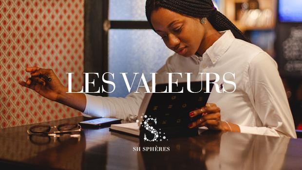 Les valeurs | SH Sphères
