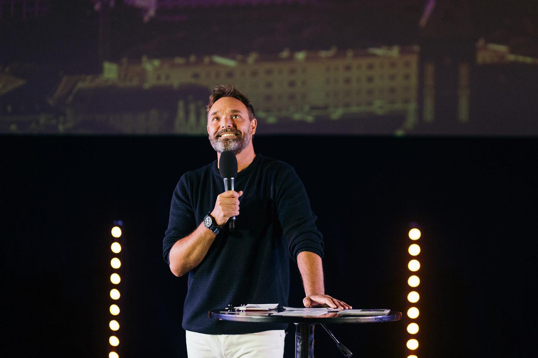 Mark Wilkinson, Lead Pastor Hillsong Berlin