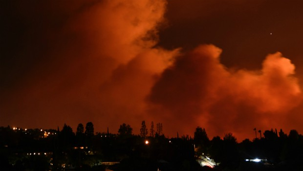 CALIFORNIA FIRES: How You Can Help