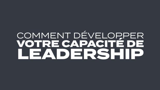Jour 7  :  Une capacité pour le risque | Votre capacité de leadership
