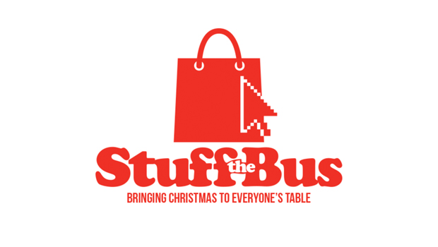Stuff the Bus - Bringing Christmas to Everyone's Table