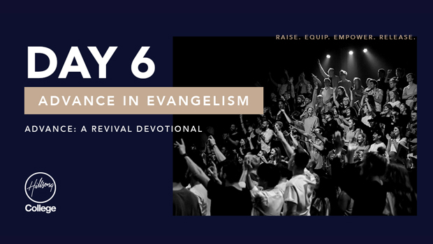 Advance: A Revival Devotional Day 6