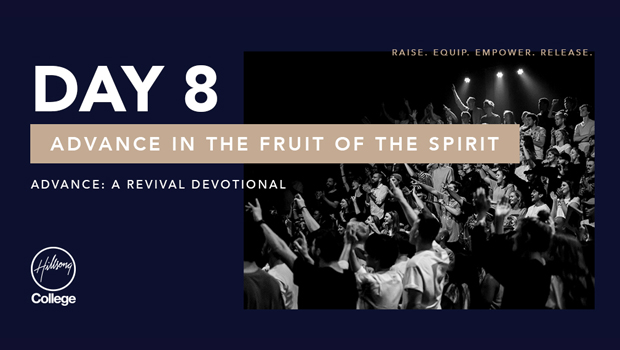 Advance: A Revival Devotional Day 8