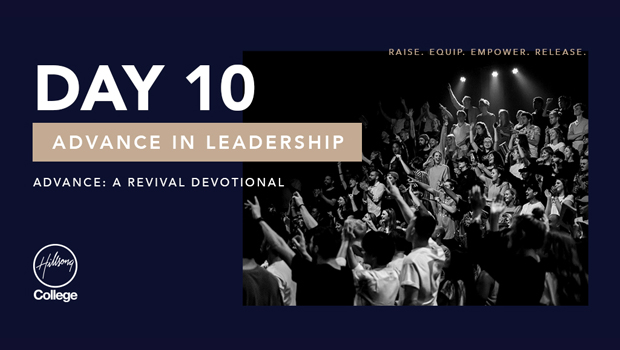 Advance: A Revival Devotional Day 10