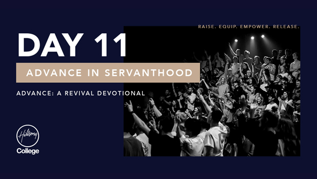 Advance: A Revival Devotional Day 11