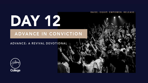 Advance: A Revival Devotional Day 12