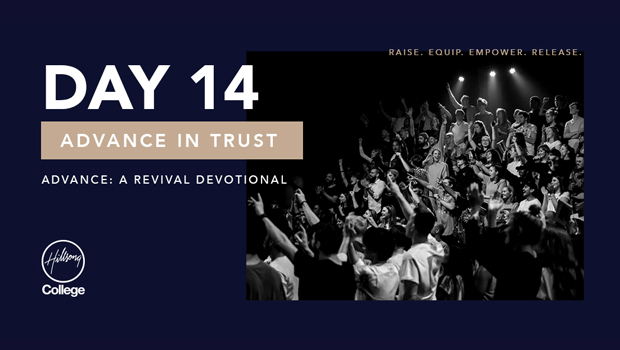 Advance: A Revival Devotional Day 14