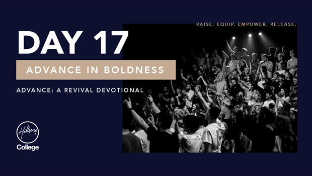 Advance: A Revival Devotional Day 17