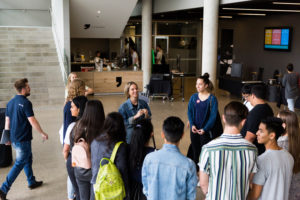 Join Your Brisbane Campus Hub