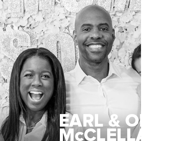 Earl and Oneka McClellan