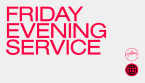 Friday Evening Service
