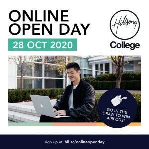 Online Open Day |