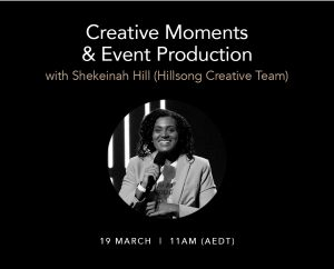 """Creative Moments & Event Production"" 