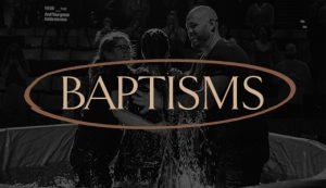 Baptisms - AAR