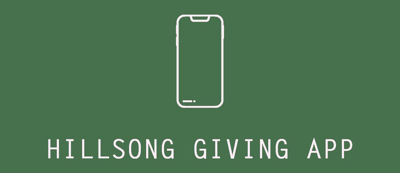 Hillsong Giving App