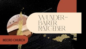 1. ADVENT | MICRO CHURCH