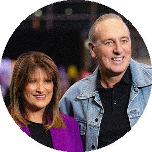 Brian and Bobbie Houston