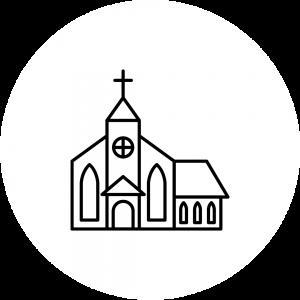 <small>Anmäl intresse för din församling</small>